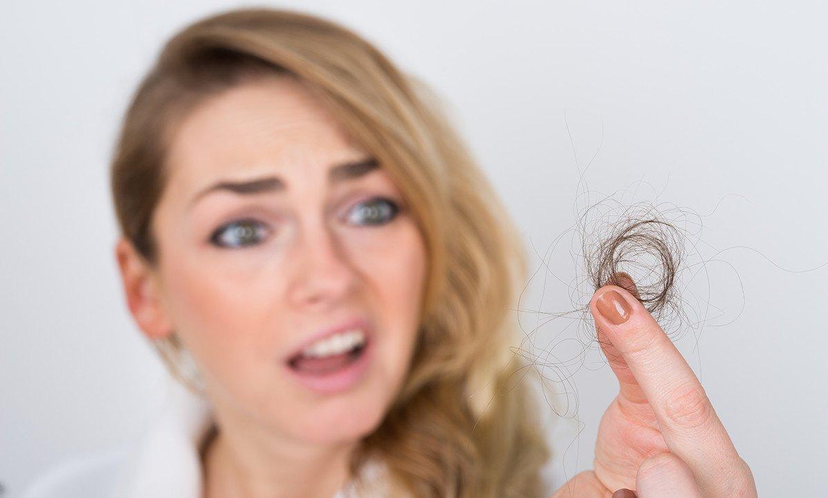 Caduta dei capelli nelle donne cure